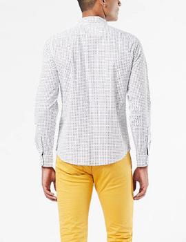 Camisa Dockers Alpha Icon blanco