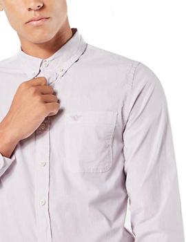 Camisa Dockers Alpha Icon rosa