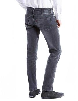Pantalón vaquero Levis 511 Slim Headed East gris