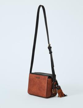 Bolso Pepe Jeans Anna camel