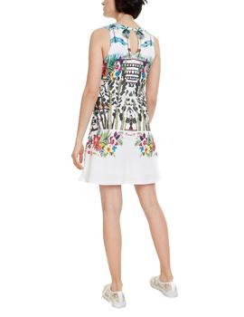 Vestido Desigual Anna blanco