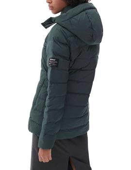 Chaqueta Ecoalf Beatrix korean green