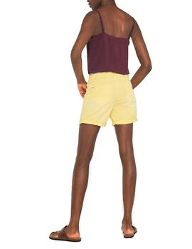 Short Esprit amarillo