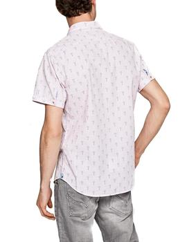Camisa Pepe Jeans Trace rosa