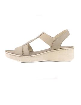 Sandalia Walk and Fly beige