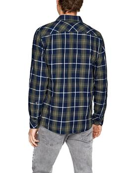 Camisa Pepe Jeans Chase azul