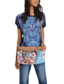 Bolso Desigual Mexican Cards Loverty multi