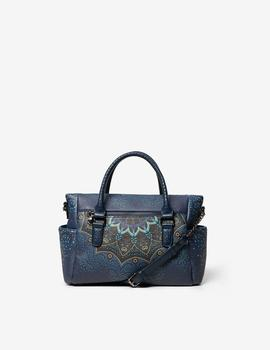 Bolso Desigual Tekila Sunrise Loverty azul