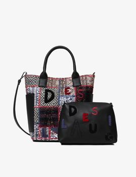 Bolso Desigual Patch Shibuya multi